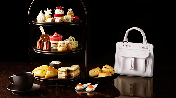 Rewards Fontana Milano 1915 Afternoon Tea