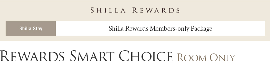 Rewards Smart Choice - Room Only